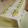 ラゾーナ川崎【洋菓子のフランセ】の生レモンケーキが美味しい!箱の写真も紹介~